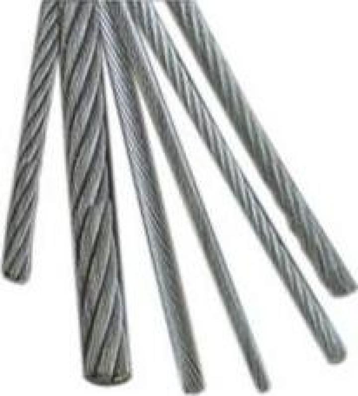 Cabluri din otel 8x19Seale+FC