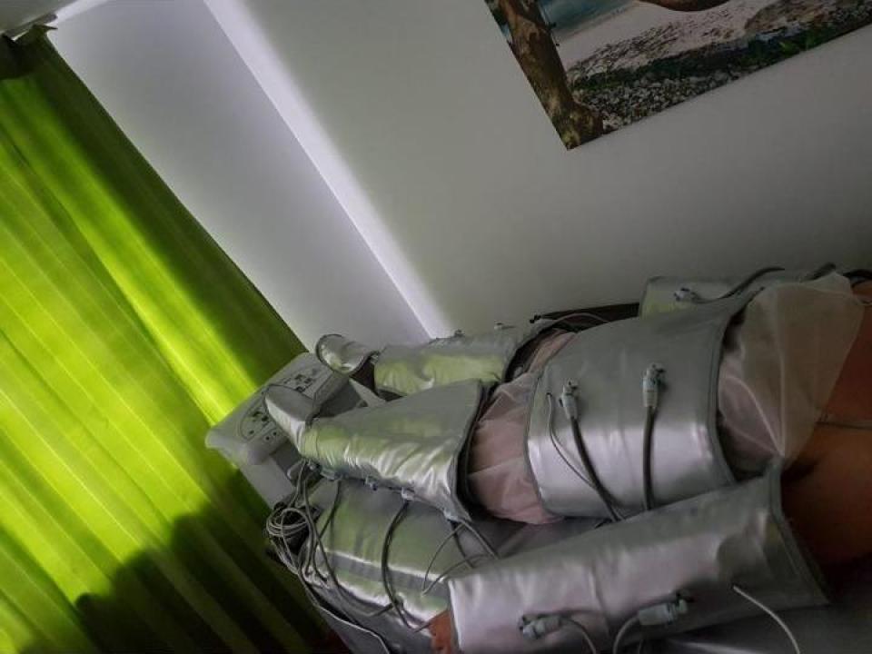 Presoterapie si electrostimulare Timisoara
