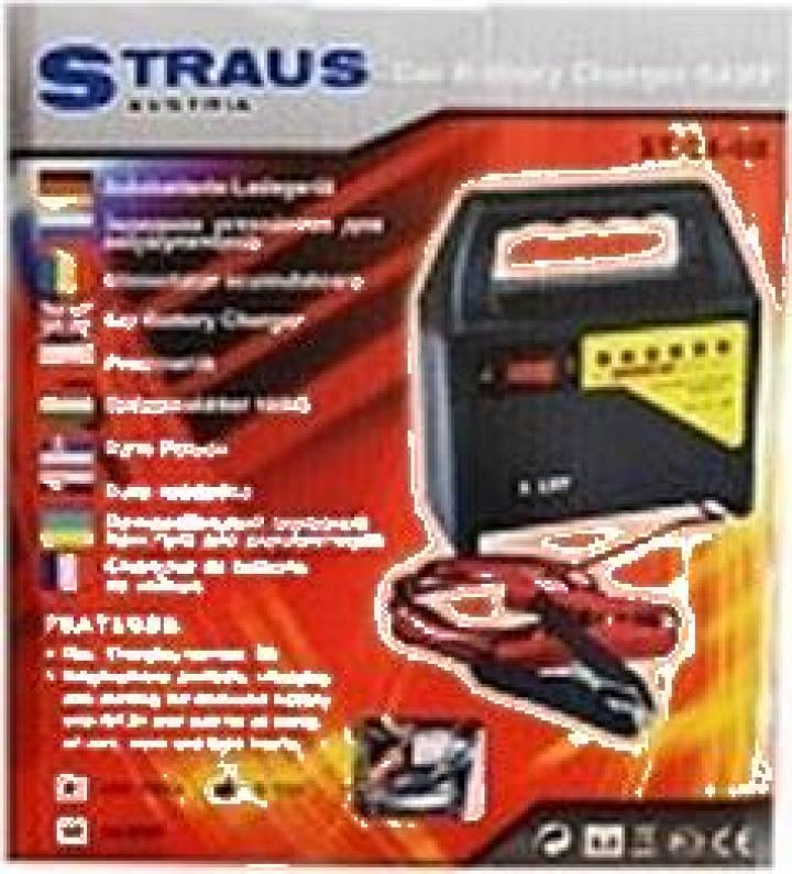 Redresor pentru baterii auto Straus Austria ST/CA 6B