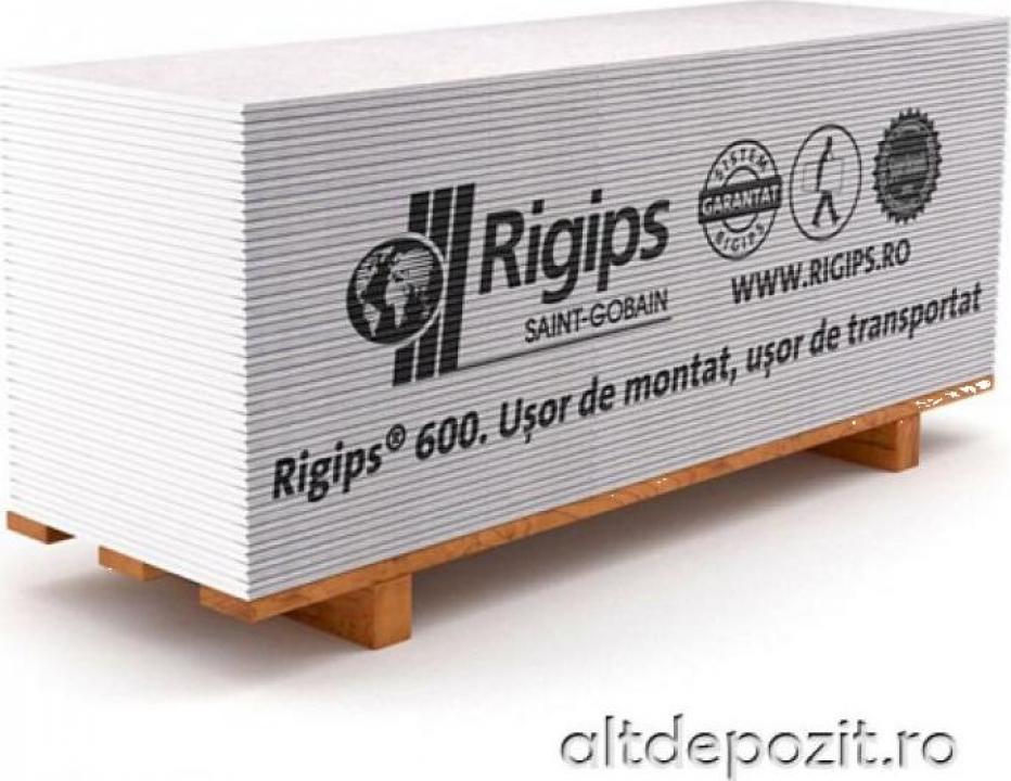 Placa gips carton rigips Mini RB