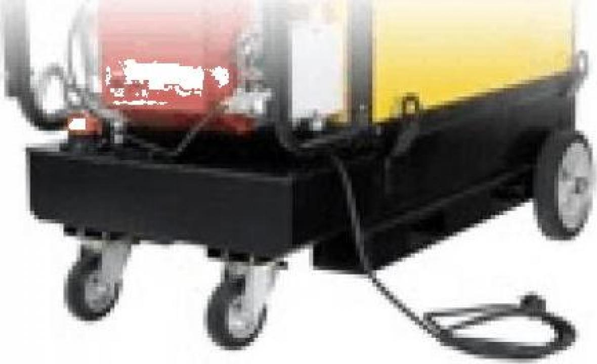 Rezervor combustibil 85 l Master compatibil cu BV 310 FS