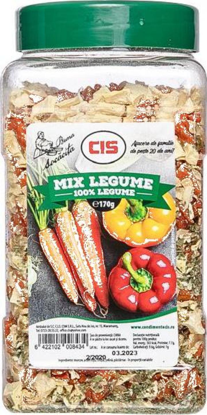 Mix legume uscate 170g
