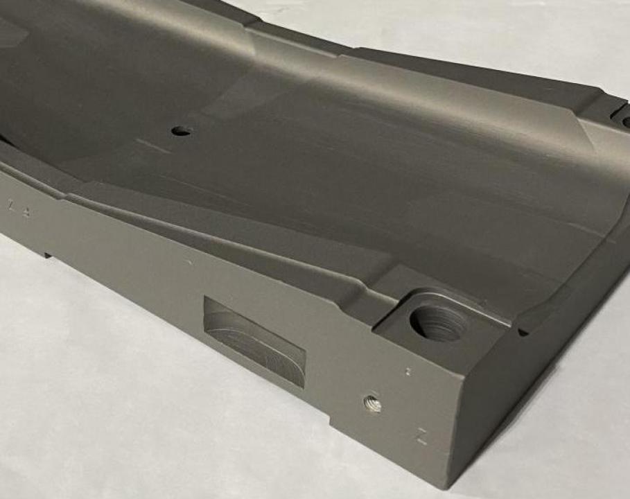 Matrite de injectie din aluminiu anodizate dur