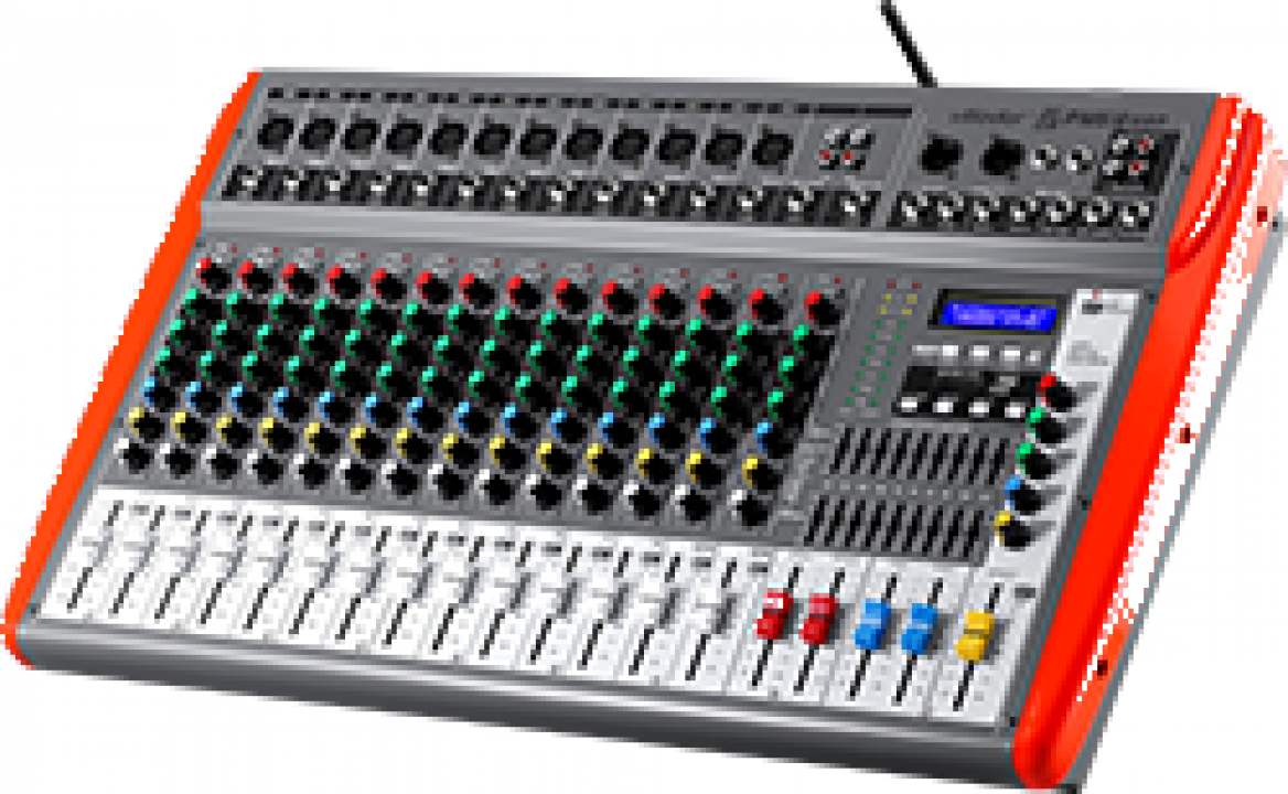 Mixer audio amplificat Vlliodor 516