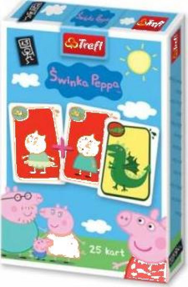 Joc de carti Pacalici Peppa Pig
