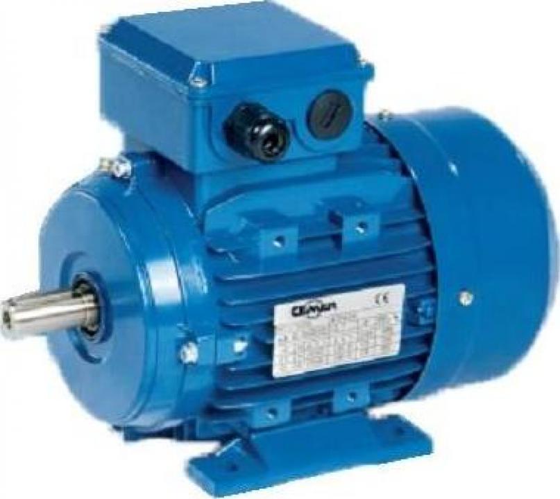 Motor electric asincron monofazat 3 kW, 1500 rpm, 4ML100 L2