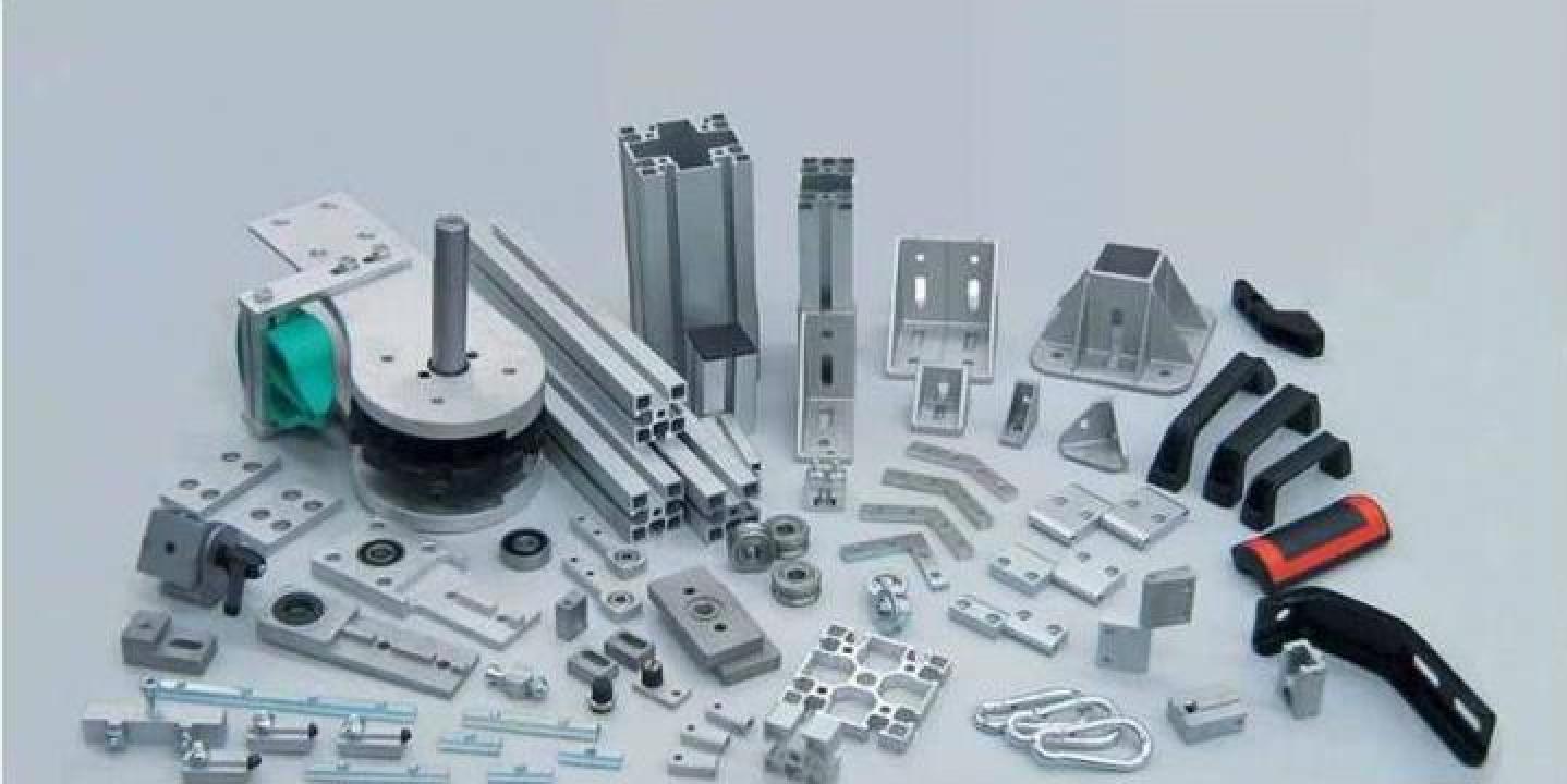 Profile de aluminiu si acccesorii
