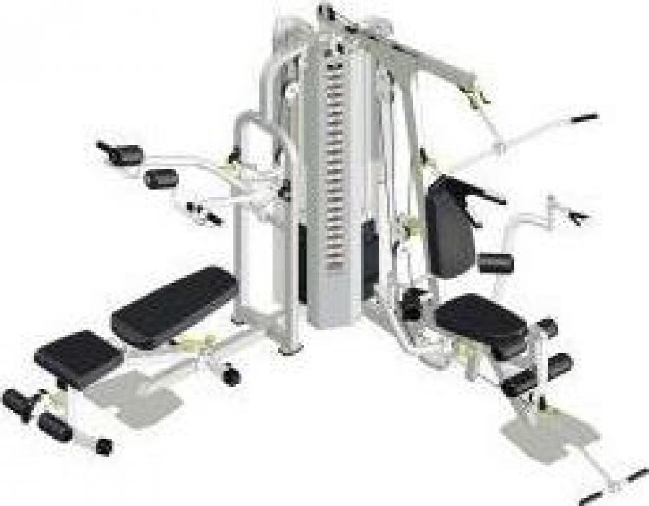 Aparat multifunctional fitness