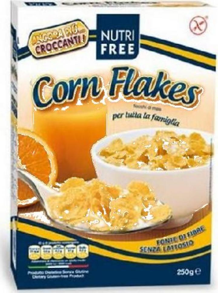 Cereale Corn Flakes - 250 g - NutriFree