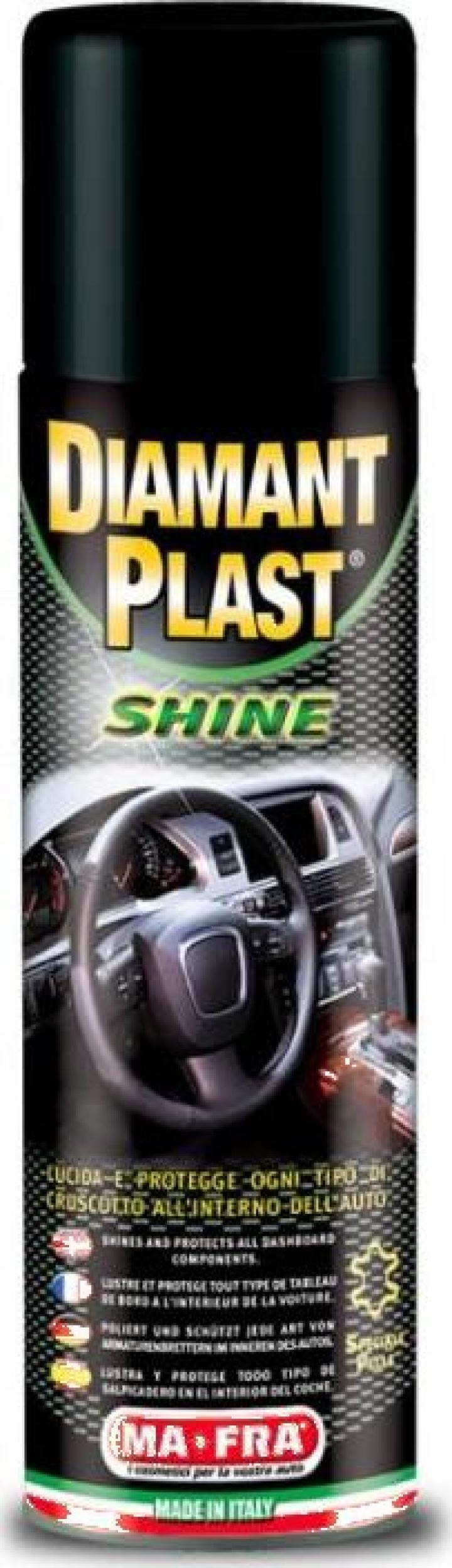 Solutie curatare bord Diamant Plast Shine