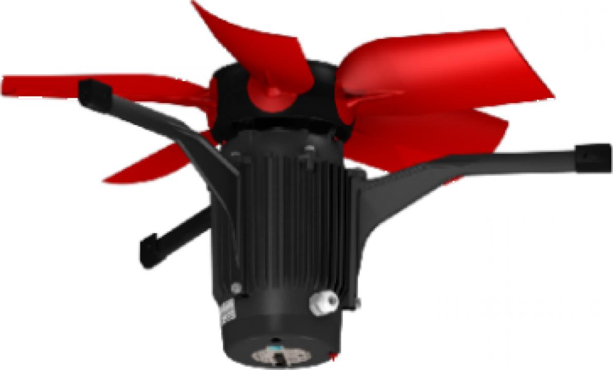 Ventilator Multifan extractie coama