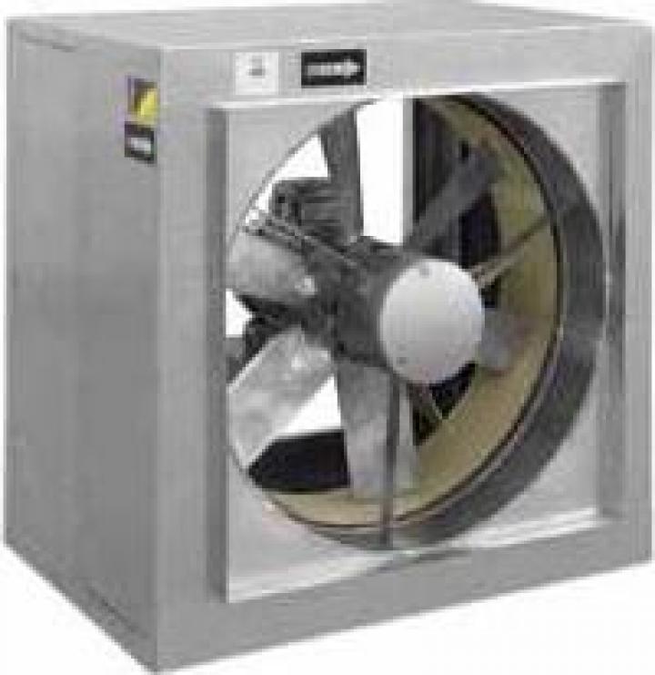 Ventilator axial extractor de fum CJTHT- 56-4T-1,5Plus
