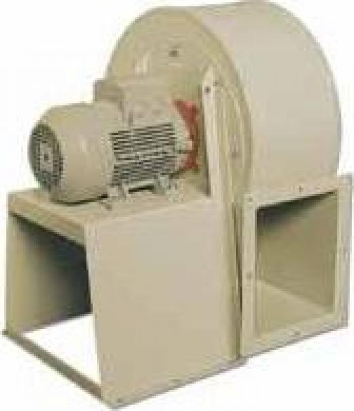 Ventilator centrifugal extractie fum TCMP 1231-4T-4