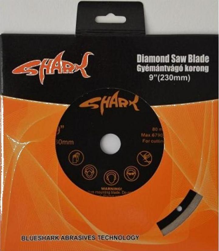 Disc diamantat Ceram 230x22 Shark