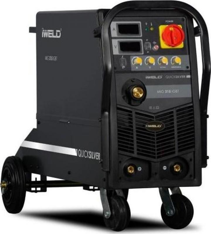 Invertor sudura Iweld MIG 315 IGBT