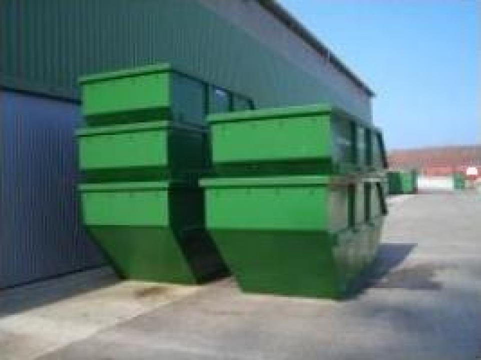 Transport container 7m3
