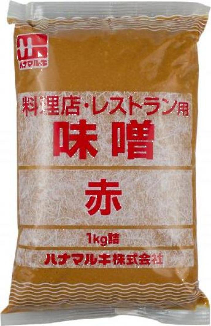 Pasta miso dark (aka miso)