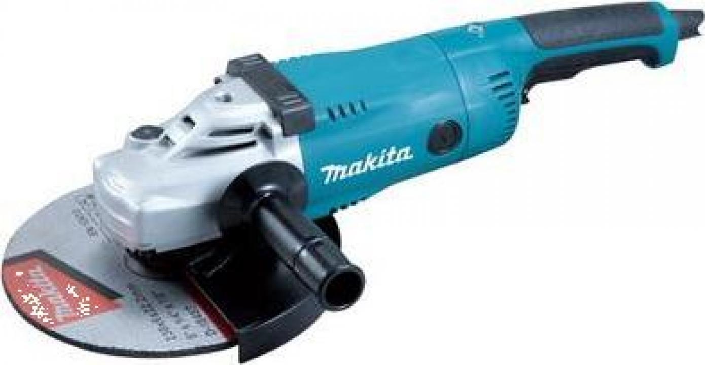 Polizor unghiular Makita GA9020R, 2200 W, 230 mm