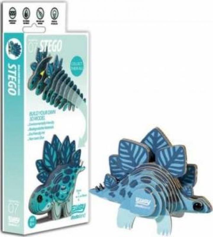 Puzzle 3D Eugy - Stegosaurus