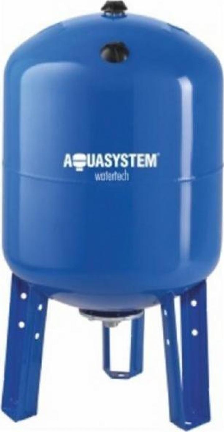 Vas de expansiune pentru apa rece, 100 l, Aquasystem VAV100