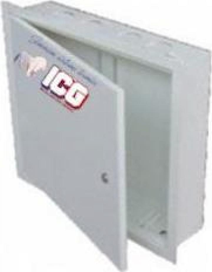 Cutie distibuitor metalica 1000X550X110